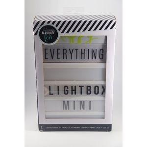 NIB Heidi Swapp Mini Lightbox Display